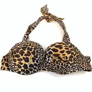 Victorias Secret Bikini Top 34B Bombshell Black